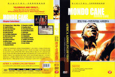 MONDO CANE AFRICA ADDIO (ENGLISH VERSION) - Gualtiero Jacopetti DVD NEW :