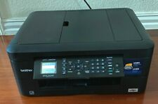 Brother MFC-J480DW Wireless Inkjet Color All-in-One Printer Total Page Count 301