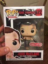 Funko Pop! John McClain Die Hard Target Exclusive