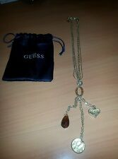 Guess - Necklace - Gold Plated