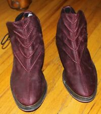 e068781a7ac8 Free People Burgundy Color Southern Cross Ankle Bootie SZ 41