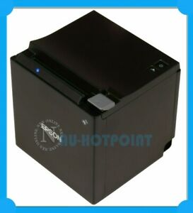 Epson TM-M30 Direct Thermal POS Receipt Printer+80x80mm Roll C31CE95222 EX DEMO