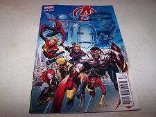 AVENGERS #44 JIM CHEUNG VARIANT EDITION END OF AN ERA CLASSIC NEW SECRET WAS