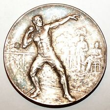 Medaille Sport signee a identifier (127)