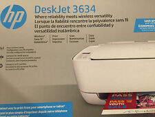 2548 New HP 3633 wireless Printer-copyer-scanner-Android Printing-cool color