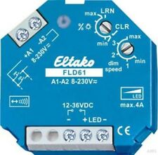 Eltako Wireless Actuator Dimmer Pwm-Led, 12-36VDC, 4A FLD61
