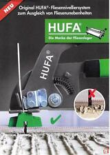 Tile Self Leveling /German made HUFA Self leveling system 100 Sticks only