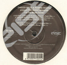 CHICCO SECCI & ROBBIE RIVERA - I'm The Music Tonite , Pres. The Music Makers