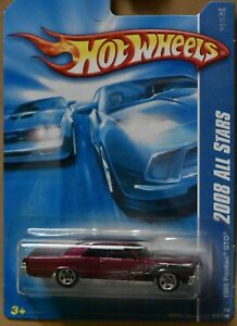 HOT WHEELS 2008 ALL STARS 1965 PONTIAC GTO