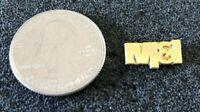 M&I Bank Employee Gold Tone Pin Pinback #35235