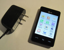 GOOD!!! LG 840g Camera Bluetooth MP3 GSM WIFI Video Touch TRACFONE Cell Phone