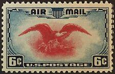 US AIRMAIL C23 6c MOGH VF