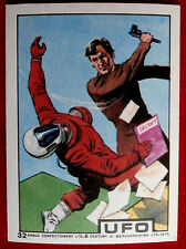 UFO - ANGLO (1970) - Card #32 - Individual Trading Card, Excellent Condition