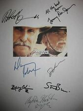 Lonesome Dove Signed TV scripts Series Set X7 Robert Duvall Tommy Lee Jones rpnt