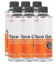 Race Gas 100116 Fuel System Additive, Race Gas, 16 oz., Set of 6