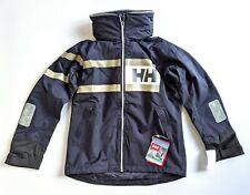 Helly Hansen Women's Sailing Waterproof Salt Power Hooded Jacket Size Small,