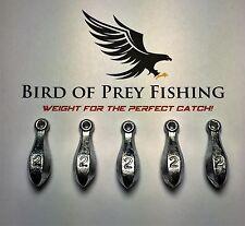 10lbs 2oz Bank Weights (80 weights)Lead Fishing Sinkers Bulk