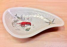 """Fieldings Crown Devon """"Oceania"""" Pattern Shell Shape Dish."""