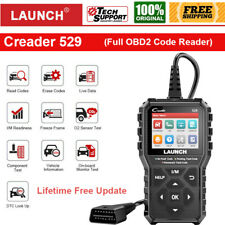 LAUNCH X431 CR529 OBD2 Car Code Reader DIY Diagnostic Scanner Check Engine Light