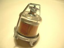 1955-1964 Chevy Impala Belair Biscayne Glass Fuel Filter Bowl Assembly