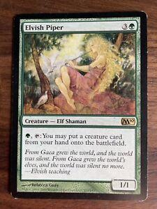 MTG Elvish Piper Magic 2010 177/249 Regular Rare