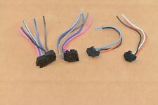 Power Window Switch Connector Connectors Harness Lock Wire Wiring Plug Plugs