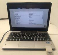 HP EliteBook Revolve 810 G1 i5-3437U 1.90GHz 4GB - NO HD, OS, Batt. (0S1)