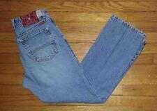 3005p Sz 30 30x30 Blue LUCKY BRAND 183 Low Rise Boot Leg Designer Blue Jeans!