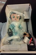 """New 1999 Betty Boop """"Steppin' Out"""" Soft Sculpture Doll Series 12"""" Limited 1st Ed"""