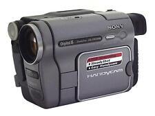 Sony Handycam DCR-TRV270E Digital8 Camcorder - Digital Video Camera Recorder
