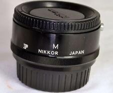 Nikon Macro Extension tube M F for Photomic FTn Ft F2 cameras Micro genuine
