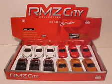 12 Pack of Scion FR-S Coupe Die-cast Car 1:64 by RMZ City 3 inch