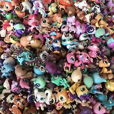 Lot of 8 Littlest Pet Shop RANDOM Animals & Fairies GEN 4 & GEN 5 ~ LPS