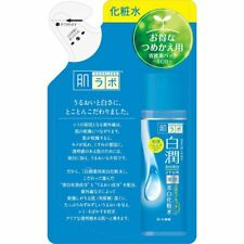Rohto Hada Labo Shirojyun Arbutin Whitening skin Lotion for Refill 170ml