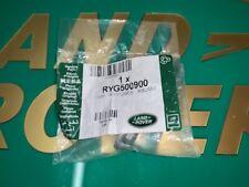 GENUINE LAND ROVER M6X30MM BOLT & WASHER RYG500900