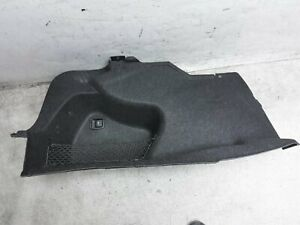 12 13 14 15 16 Bmw 328I Sedan Rear Driver Cargo Side Trim Panel 51-48-7-246-299