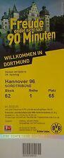 TICKET 2012/13 Borussia Dortmund - Hannover 96