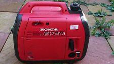 Honda Invertor EU20i Generator (new cost up to £1,225.20)