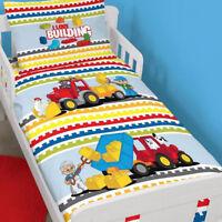 Lego Duplo Toddler Bedding - Blocks