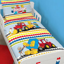 Lego Duplo Toddler Bedding - Blocks