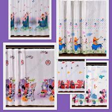 Beautiful Children Kids  Ready Made Voile Net Curtains