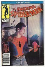 AMAZING SPIDER-MAN #262 | Vol. 1 | Mark Jewelers Newsstand UPC | 1985 | FN+