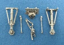 F-106 Landing Gear For 1/48th Scale Monogram, Revell Model  SAC 48039