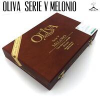 Oliva Serie V Melanio Gran Reserve Limitada Robusto Empty Wooden Cigar Box