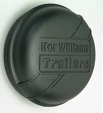 Ifor Williams Black Hub Cap Brake Drum fits 75mm hub 1992-96