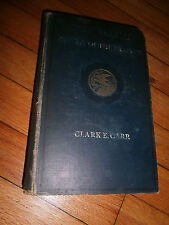 The Illini A Story of the Prairies by Clark E. Carr 1908