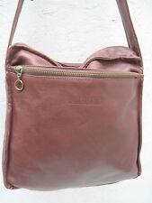 AUTHENTIQUE sac à main  FRANCESCO BIASIA  cuir TBEG vintage bag
