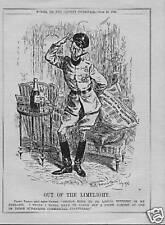 ORIGINAL 1916 HUMOROUS PRINT. CROWN PRINCE