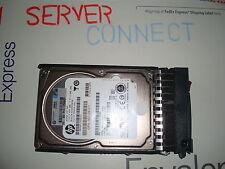 """EG0450FCVBH HP 450GB 10K SAS 6G 2.5"""" DUAL PORT ENT HARD DRIVE 693569-002"""