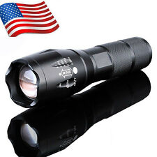 G700 Tactical 10000LM X800 LED Flashlight Zoom Focus Torch Light Lamp Bright